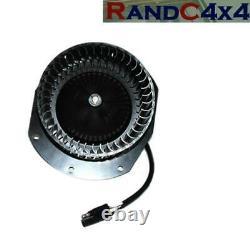Land Rover Defender RHD Heater Blower Fan Motor to 94 OEM Unit RTC4200