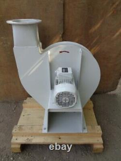 Large Industrial- 3 Phase All Steel Fan Made In Germany Anton Piller