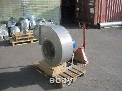 Large Industrial Centrifugal Blower Fan 15KW 2900rpm 22500 m3/hr high pressure