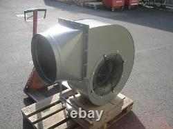 Large Industrial Centrifugal Blower Fan 4KW 2900rpm 10500m3/hr high pressure