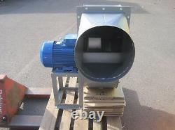 Large Industrial Centrifugal Blower Fan 7.5KW 2900rpm 15500m3/hr high pressure