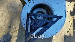 Large Industrial Centrifugal Blower Fan Galvanised Commercial Extractor