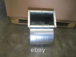 Large Powerful Centrifugal Blower 3700m3/hr 1.1KW Double Inlet Industrial Fan