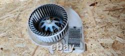 Mercedes-Benz SLK R171 2006 Heater blower fan motor 982068H Petrol VLM10377