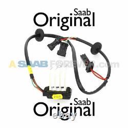 New Saab 9-5 Heater Blower Motor Fan Resistor 1999-2005 Genuine Oem 4869319