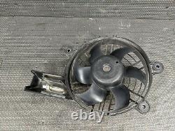 Oem 2010-2013 Porsche 911 997 Trunk LID Spoiler Wing Motor Engine Blower Fan