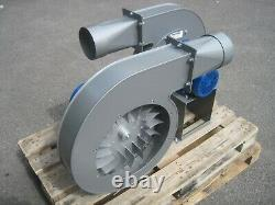 Pneumatic Conveying Fan Particle Blower Material Handling Fan Heavy duty dust