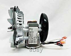 QuadraFire Combustion Exhaust Fan Blower Motor 70 CFM 812-4400, AMP-CCM-KIT