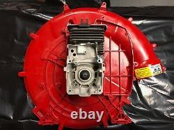 REDMAX ebz8550 blower. Motor engine piston cylinder fan shroud NEW OEM