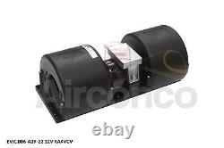 Spal Centrifugal Blower Fan, 006-A39-22, 4 Speed, 12v Genuine Product