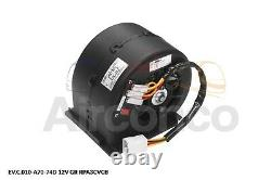 Spal Centrifugal Blower Fan, 010-A70-74D, 3 Speed, 12v Genuine Product
