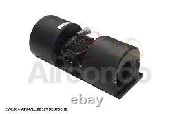 Spal Centrifugal Blower Fan, 014-AP74/LL-22, 12v Genuine Product