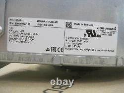 Ziehl Abegg Centrifugal Blower Fan RG16S-4IP. 115v 50/60Hz 600m3/hr 1000Pa EC UL