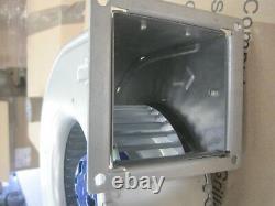 Ziehl Abegg Centrifugal Blower Fan RG16S-4IP. 230v 50/60Hz 600m3/hr 1000Pa EC
