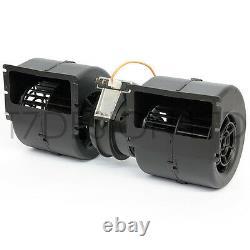 008-a54-02 Ventilateur Centrifuge Spal 543cfm 12v 3 Ventilateur De Vitesse, Chauffage, Courant Alternatif
