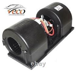 12v Heater Blower Fan Motor Tractor Ford 9968969 Spal Type 006-a46-22 160647