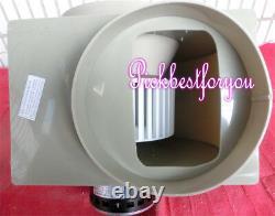 1pcs Pp250 Ventilateur De Soufflante Centrifuge Anti-corrosion De Laboratoire Hotte #m357a Ql