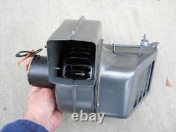 55-'56 Chevy 150/210/ Belair Nomad Deluxe Ventilateur De Chaleur Souple Assy. Nouveau Moteur