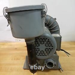 Assemblage Du Ventilateur De Moteur À Souffleur Vortex Spencer Vb019b-011, 2 Phases, 160cfm @160 Hz/