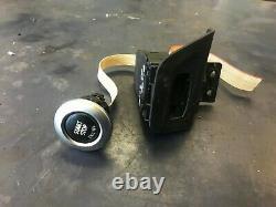 Bmw 116i E87 2006 Ignition Suitch Barrel Remote Clés Et Engine Stop Stop Button