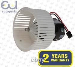 Bmw Série 5 Série 6 7 Série F10 F07 F11 F12 F13 F06 Heater Blower Fan Motor Nouveau