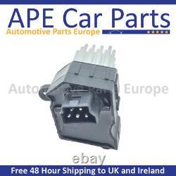 Bmw X3 X5 E36 E46 E39 E83 E53 M3 Radiateur Ventilateur Résistance Moteur 64116923204