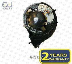 Bmw X5 X6 E70 E71 E72 Heater Blower Fan Motor Oem Fit 64116971108 Rhd Seulement