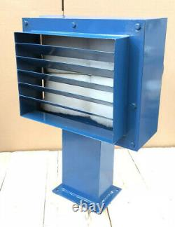 Cabine De Pulvérisation Centrifuge Électrique Centrifuge 3 Phases 0.3kw Spray Booth