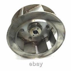 Cincinnati Fan Cpf-120 Centrifugal Blower, Diamètre Global 12,5, Arbre 1.125