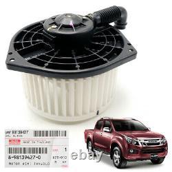 Convient À Isuzu Tfr D-max Camion Pick Up 2012 19 Ventilateur De Moteur Soufflant Air