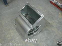 Double Inlet Centrifugal Fan Commercial Industrial 2500m3/h 230v Allemand Nouveau