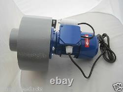 Extracteur Centrifuge Industriel Ventilateur Ventilateur 900m3/h Haute Puissance 0.25kw Uk Plug