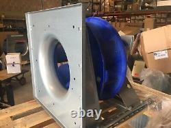 Extracteur Centrifuge Ventilateur Ventilateur Cuisines Biomasse High Flow 3kw 8000m3/h 1800pa