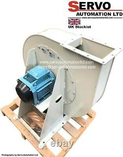 Extracteur De Soufflante À Ventilateur Centrifuge 3 Phases Abb 2.2kw Fume Laser Smoke Spray