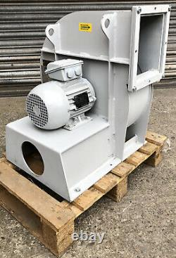 Extracteur De Soufflante À Ventilateur Centrifuge Weg 1,5kw Fume Laser Smoke Smoke Smooth Exhaust