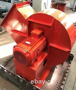 Extracteur Industriel De Pistolet Centrifuge De Ventilateur 18.5kw 3-phase 2930rpm