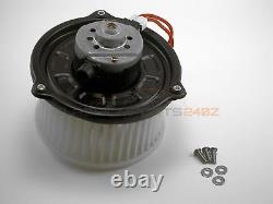 Fan Blower Motor Upgrade Direct Bolt On Plug And Play Pour Datsun Nissan 240z