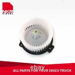 Fan Blower Unit Motor Asm Pour Isuzu Npr Npr-hd Nqr Nrr Diesel 4hk1 (authentique)