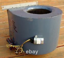 General Electric Furnace Motor Et Morrison Furnace Fan Blower Assembly