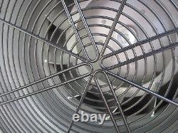 Grand Souffleur Centrifuge De Ventilateur De Dyno 7.5kw 2900rpm 15500m3/hr Haute Pression 96mph