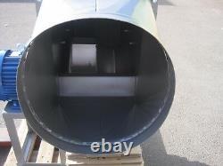 Grand Ventilateur Centrifuge Industriel 4kw 2900rpm 10500m3/hr Haute Pression