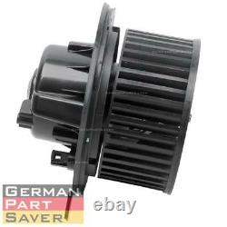 Heater Blower Motor Withfan Cage Pour Vw CC Tiguan Jetta Golf Audi A3 1k1819015