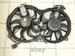 Lüfter Ventilateur F. Kühler Für Audi A6 4f 6c 05-08 Tdi 2,7 120kw 4f0959455e