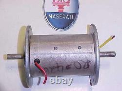 Maserati Bora Ventilateur De Chauffage Souffleur Moteur Climatisation Merak Oem