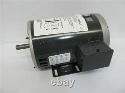 Moteurs U. S. 481872, 1-1/2 Ch, 220 / 440 Volt, 3 Phases, Souleur / Ventilateur