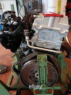 Neuwertig! Mercedes Benz Clk 230 Komp. W208 Moteur M111.982 111982 145 Kavec 197 Ps