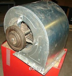 Nicotra At12/12s Belt Driven Centrifugal Blower Fan 5500w 1500rpm Nouveau