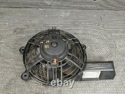 Oem 2010-2013 Porsche 911 997 Trunk LID Spoiler Wing Moteur Souffleur Ventilateur