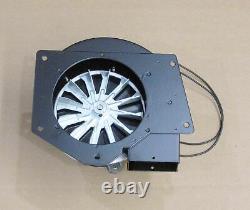 Pellet Stove Combustion Blower Exhaust Fan Motor Pour Harman 3-21-00945