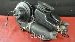 Porsche 911 964 993 Hvac Heater Air Flower Motor Fan Avec Vacuum Oem 99362432801